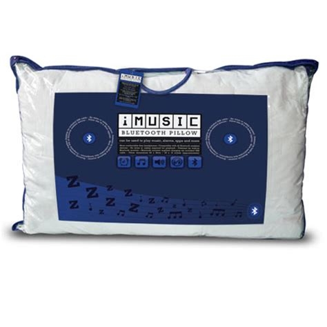 Bluetooth Pillow Speakers by Imusic Bluetooth Pillow Mobilefun