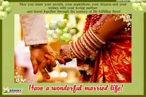 Wedding Wishes English Marriage Wishes Quotes In English Language With Couple Hd Wallpapers Brainyteluguquotes