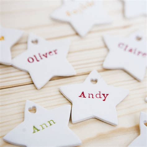 personalized christmas decorations letter of recommendation