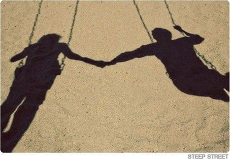 Shadows Holding Hands Shadow Dancing Pinterest