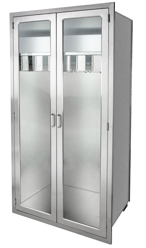 stainless steel cabinets for catheter storage cabinet continental metal products