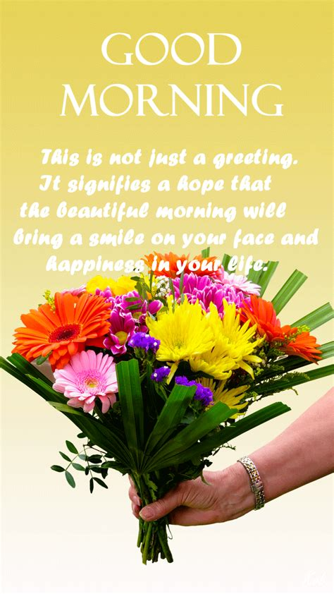 morning quote freeproducts morning with flower freeproducts