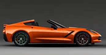 orange c7 corvette stingray corvetteforum