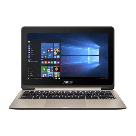Laptop Asus Jd Id jual asus tp201sa fv0027d 11 6 quot ips touch pentium n3710 4gb 500gb dos 2 in 1 notebook icicle