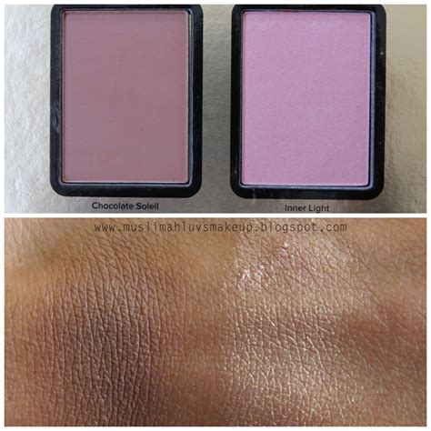 Everythings Bronzer In by Muslimahluvsmakeup Faced Everything Set Review
