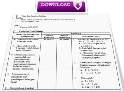 Tik Smp Kls 2 Smp Ktsp 2006 Henry Pandia Erlangga rpp matematika ktsp 2006 doc kelas 7 8 9 semester 1 2 terbaru tahun 2017 2018 info guru