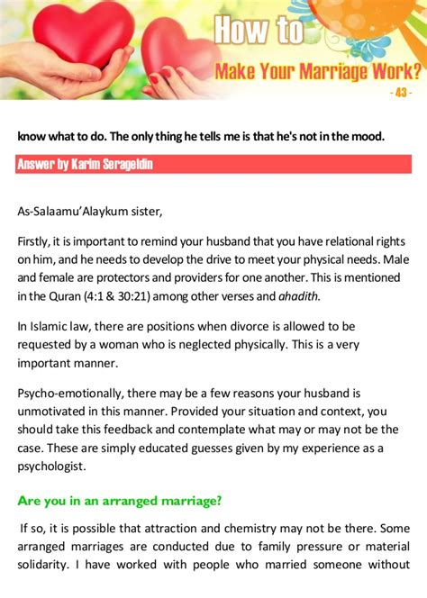 How to make marriage work after infidelity