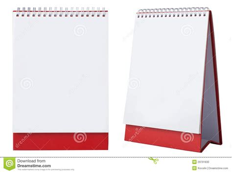 sunday calendar schedule blank page royalty free stock blank calendar stock photo image 29791830