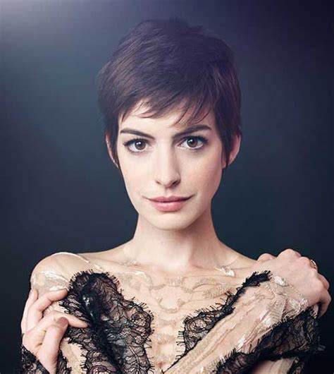 pixie cut on average person maybe it s a rebellion towards all people many years of