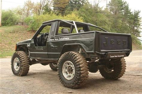 Jeeps Lifted Jeep Comanche Lifted Jeep Trucks
