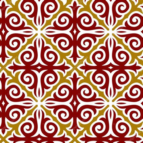 oriental pattern seamless oriental pattern seamless texture stock vector