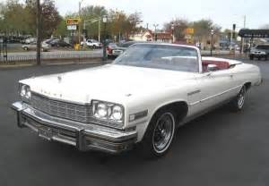 1975 Buick Lesabre Convertible Parts Hemmings Find Of The Day 1975 Buick Lesabre Custom