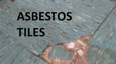 Identifying Asbestos in Floor Tiles   Asbestos Mesothelioma