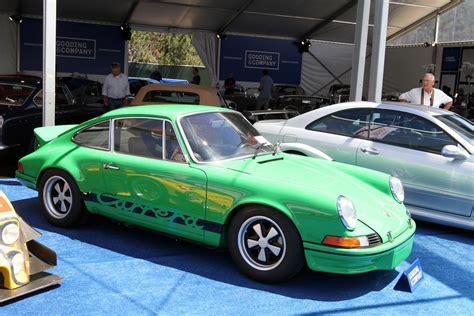 Porsche Rs 1973 by 1973 Porsche 911 Rs 2 7 Lightweight Porsche