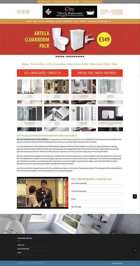 city tiles and bathrooms city tiles and bathrooms in cork and dublin web design cork