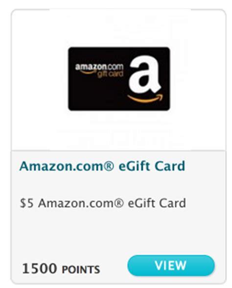 Where Can I Get A Amazon Gift Card - recyclebank free 5 amazon gift card only 1 500 points
