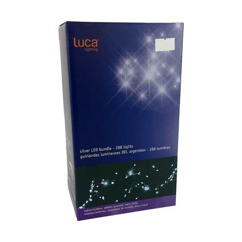 luca lighting led bundle lights silver arts nursery