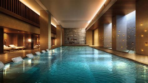 Four Seasons Pool Room by Four Seasons Hotel Kyoto Now Open Cpp Luxury