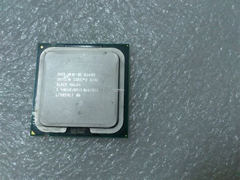 Intel Q6600 Sockel by Intel 2 Processor Q6600 8m 2 40 Ghz Lga 775 Socket 775 Negeri Sembilan End Time 1