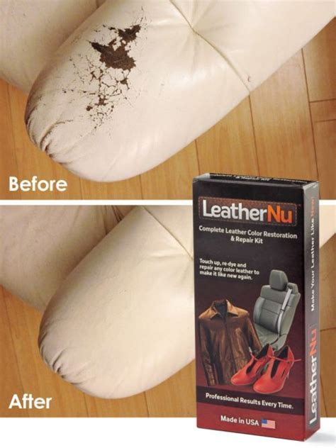 How To Repair Leather by Best 25 Leather Repair Ideas On Repair