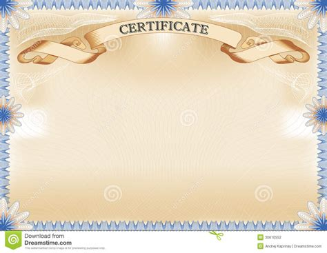 certificate design beautiful elegant certificate borders blue www imgkid com the