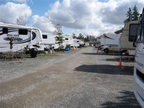 Cedars Rv Park Lynnwood by Harbour Pointe Rv Park Washington