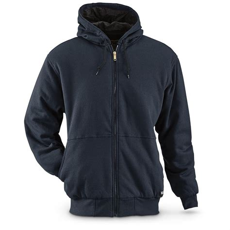 Hooded Jacket walls s water resistant fleece hooded jacket 671158