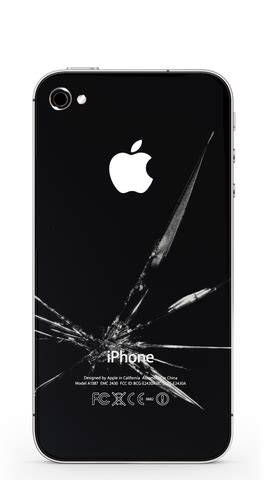 Casing Iphone 6 6 Plus Smash Glass X4654 Iphone 4 Back Replacement Lovefone
