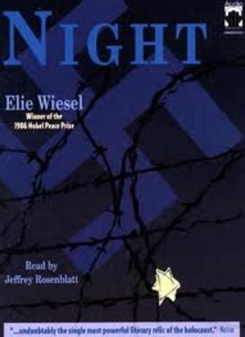 night by elie wiesel night by elie wiesel timeline timetoast timelines