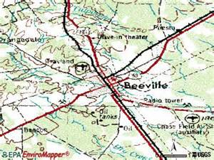 map of beeville texas beeville texas tx 78102 profile population maps real estate averages homes statistics