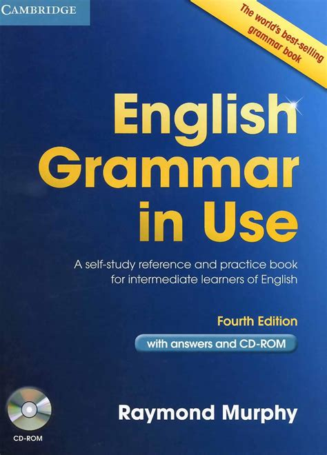 english grammar in use 1107539331 english grammar in use with answers and cd rom a self study reference and practice book for