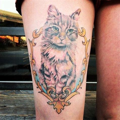 caty tattoo 117 cat tattoos that are way too purrfect