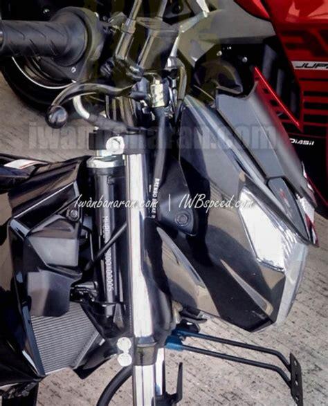 Alarm Satria Fu Injeksi bocoran motor baru suzuki new satria f150 injeksi 2016