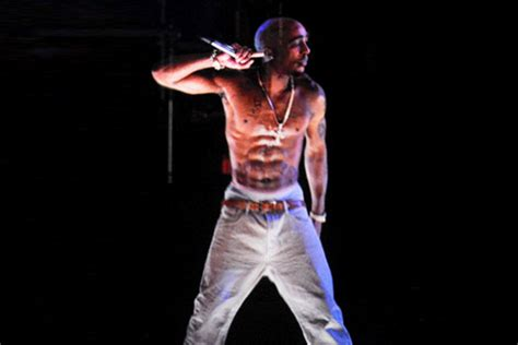 tupac at coachella rapper comes alive via hologram to the tupac hologram one year later the source