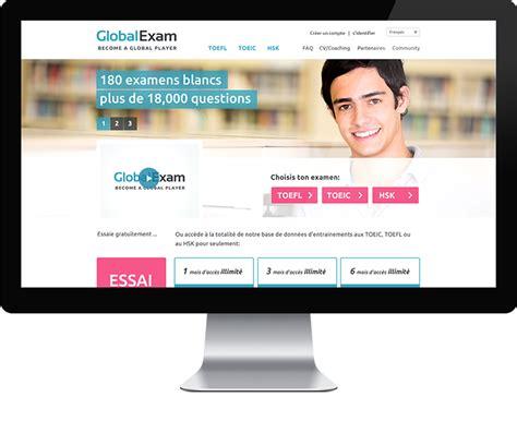 design online exam global exam flow asia