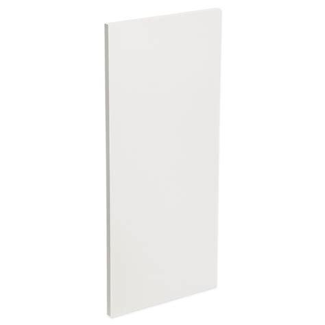 kaboodle gloss white wall  panel modern cabinets