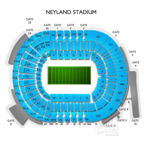 neyland stadium map neyland stadium tickets neyland stadium seating chart seats