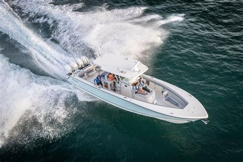 mako cc boats mako 414 cc review boats