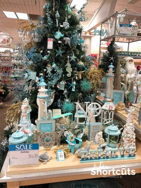 the best place to find beach christmas decor a few shortcuts