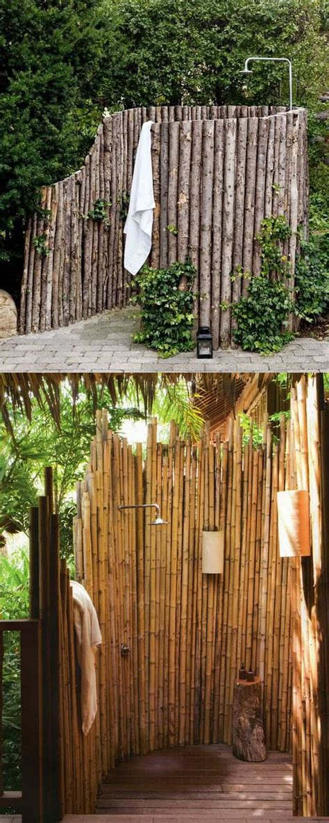 best outdoor shower 32 beautiful diy outdoor shower ideas for the best