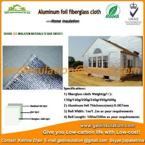 Alumunium Foil B 1408 greenhouse thermal insulation material popular