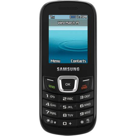 T Samsung Mobile T Mobile Samsung Prepaid T199 Cell Phone Walmart