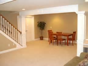 Best Paint Finish For Basement Basement Remodeling Dublin Powell Lewis Center New