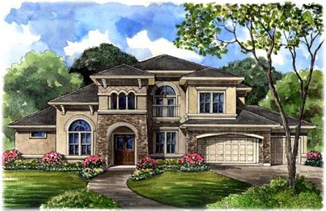 five bedroom homes luxury style house plans plan 62 346