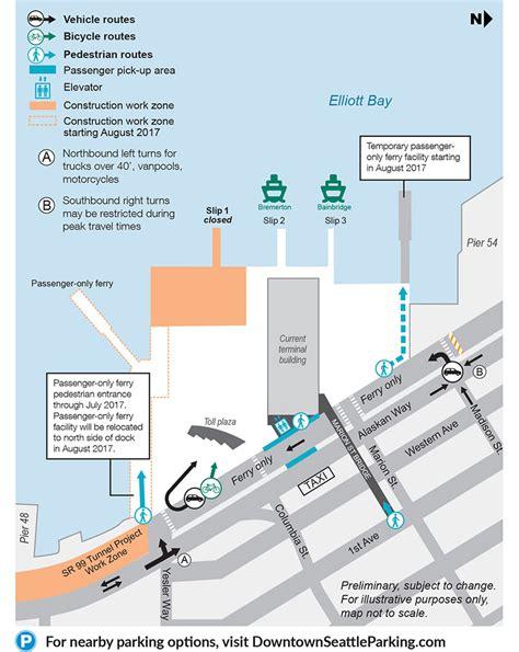seattle parking zone map transportation area maps seattle mariners