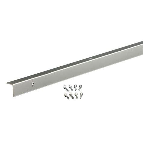m d building products 96 in decorative aluminum inside