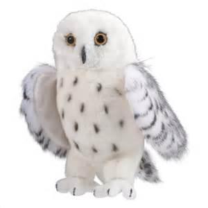 Owl Stuffed Animal legend the snowy owl stuffed animal by douglas