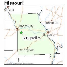 map of kingsville