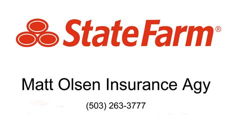 Farmers Insurance Letterhead state farm