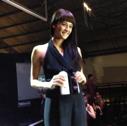 Shoo Tresemme Di Indo marianarenataid mariana brand ambassador pertama